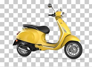 Scooter Vespa GTS Piaggio Motorcycle PNG