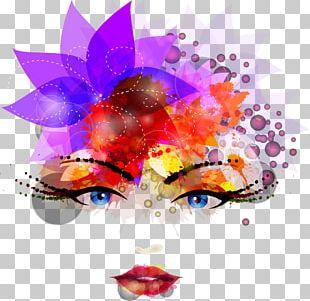Beauty Eyelash Extensions Make-up Microblading Permanent Makeup PNG