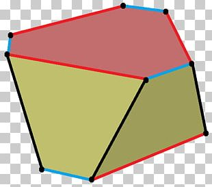 Hexagonal Prism Geometry Face PNG
