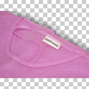 Nonwoven Fabric Textile Gown PNG