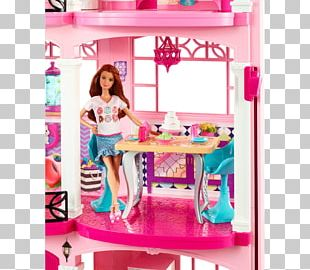 Barbie Dollhouse Toy PNG