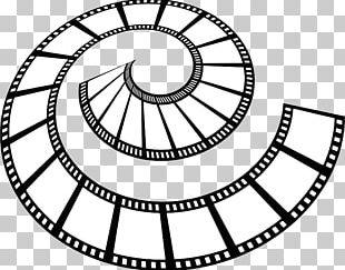 Filmstrip Movie Projector PNG