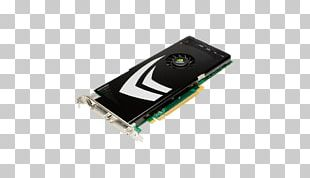 Graphics Cards & Video Adapters GeForce 9 Series GeForce 200 Series NVIDIA GeForce GTX 260 PNG
