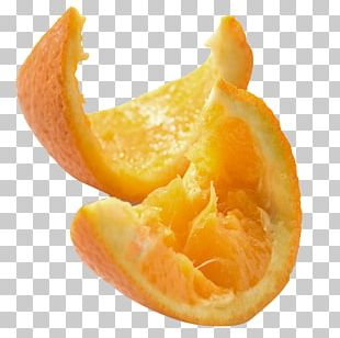 Orange Juice Peel Photography PNG
