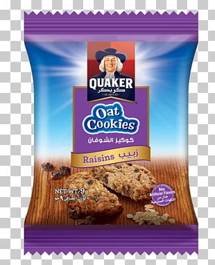 Chocolate Chip Cookie Quaker Oats Company Biscuits PNG