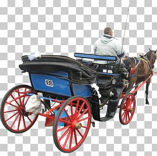 Horse And Buggy Carriage Wagon PNG