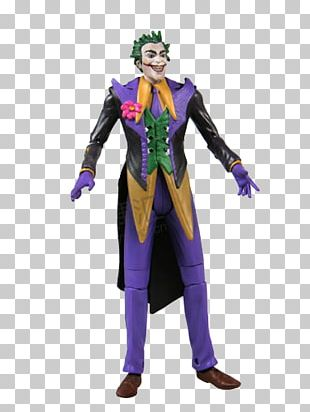 Joker Injustice: Gods Among Us Superman Batman Action & Toy Figures PNG