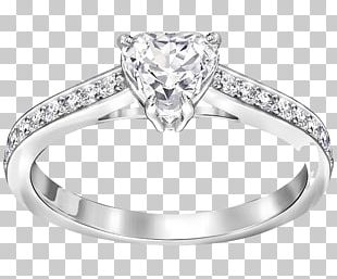 Swarovski AG Ring Size Jewellery Heart PNG