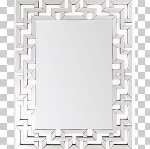 Mirror Light Interior Design Services Frames Decorative Arts PNG