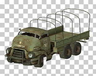 Fallout: New Vegas Car Semi-trailer Truck Pickup Truck PNG