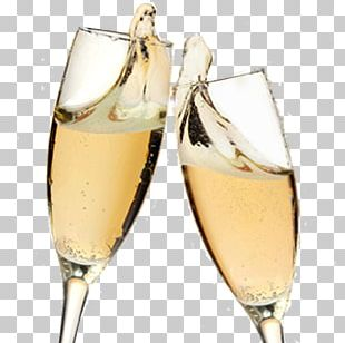 Champagne Glass Wine PNG