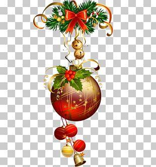 Ded Moroz Christmas Tree Christmas Ornament Illustration PNG