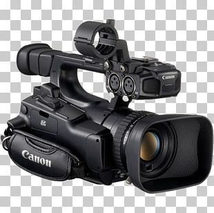 Professional Video Camera High-definition Video Zoom Lens PNG