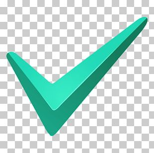 Check Mark Turquoise Computer Icons PNG