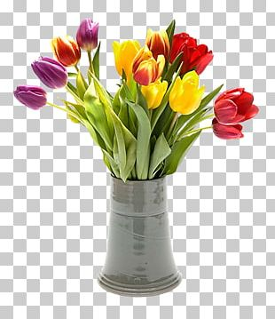 Vase Flowerpot Decorative Arts Floral Design PNG