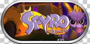 Crash Bandicoot Purple: Ripto's Rampage And Spyro Orange: The Cortex Conspiracy Spyro The Dragon PlayStation Spyro 2: Ripto's Rage! Video Game PNG
