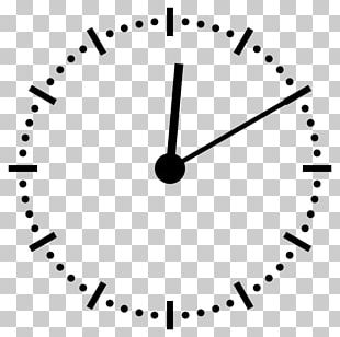 Digital Clock Alarm Clocks Analog Signal PNG