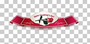 Ribbon Love Valentines Day PNG