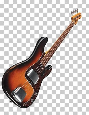 Fender Precision Bass Bass Guitar Musical Instruments String Instruments PNG