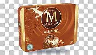 Chocolate Ice Cream Milk Magnum PNG
