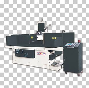 Grinding Machine Computer Numerical Control Machine Tool PNG