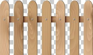 Picket Fence Wood PNG