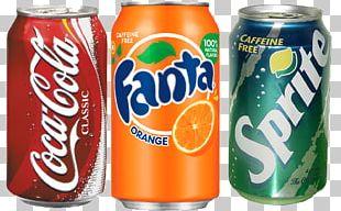Coca-Cola Fizzy Drinks Sprite Diet Coke PNG
