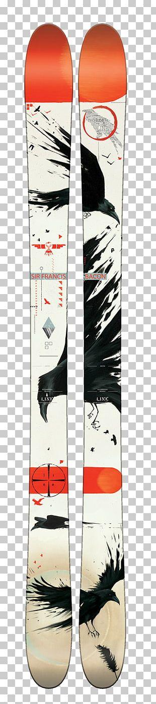 Line Sir Francis Bacon 2016 Line Skis Ski Bindings Skiing PNG