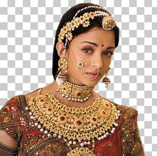 Aishwarya Rai Jodhaa Akbar Jewellery Clothing Wedding Dress PNG