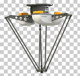 Parallel Manipulator Robotic Arm Industrial Robot Delta Robot PNG
