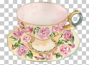 Teacup Tableware Tea Party Teapot PNG