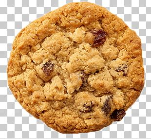 Oatmeal Raisin Cookies Chocolate Chip Cookie Peanut Butter Cookie Anzac Biscuit Cookie Dough PNG