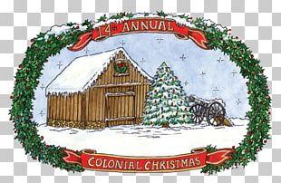 Christmas Tree Christmas Ornament Father Christmas Christmas Card PNG