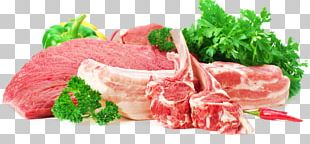 Red Meat Food Meat Packing Industry PNG