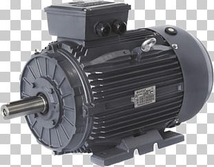 Electric Motor Engine Induction Motor Three-phase Electric Power PNG
