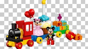 Mickey Mouse Minnie Mouse LEGO 10597 DUPLO Mickey & Minnie Birthday Parade Lego Duplo PNG