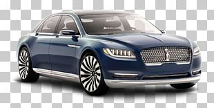 2016 Lincoln MKX 2017 Lincoln Continental Car Luxury Vehicle PNG