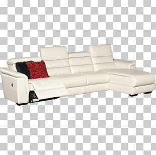Chaise Longue Sofa Bed Daybed La-Z-Boy Recliner PNG