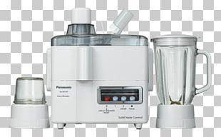 Juicer Blender Panasonic Mixer PNG