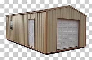 Shed Car Garage House Building PNG