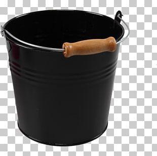 Bucket Zinc Industrial Design PNG