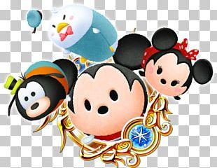 KINGDOM HEARTS Union χ[Cross] Kingdom Hearts χ Kingdom Hearts III Disney Tsum Tsum PNG