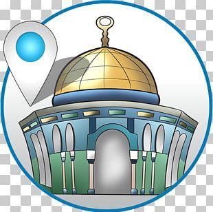 Al-Masjid An-Nabawi Kaaba Mosque Islam Cartoon PNG