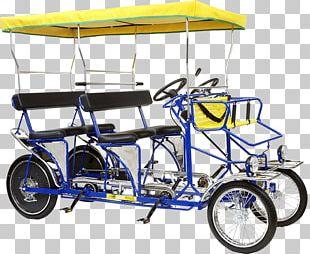 Bicycle Bike Rental Surrey Wheel Santa Barbara PNG