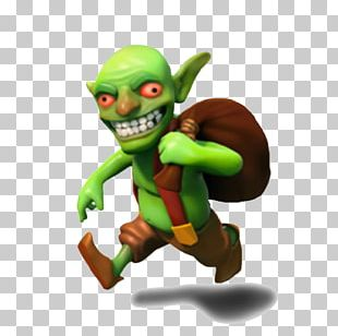 Clash Of Clans Clash Royale Goblin Video Game Castle Clash PNG