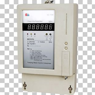 Electronics Kilowatt Hour Electricity Meter Electric Power PNG