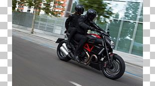 EICMA Ducati Diavel Motorcycle Cruiser Motor Cycle News PNG