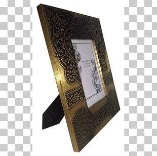 Handicraft Frames Wood Carving PNG