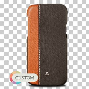 IPhone X Leather Wallet Mobile Phone Accessories Ship PNG