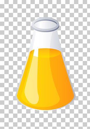 Yellow Liquid PNG